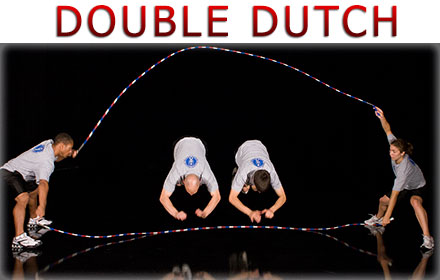 Turn Double Dutch Like a Pro