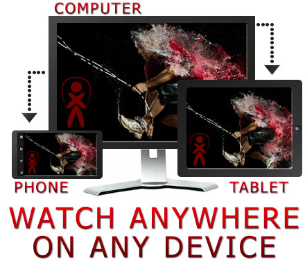 watch anywhere on any device