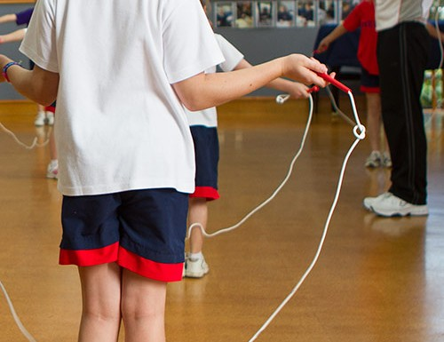 Jump Rope Workshops