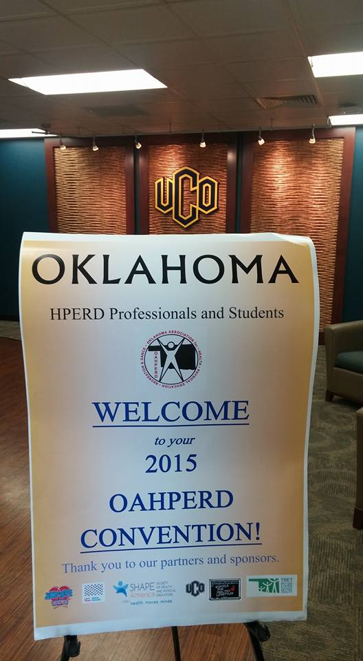 Jump Rope Curriculum Launched at Oklahoma AHPERD